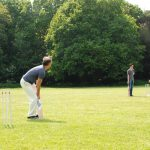 Cricket & Picnic in the Park